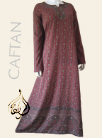 islamic maxi dresses and caftans, kaftans