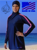 islamic swimsuit veilkini by alsharifa.com